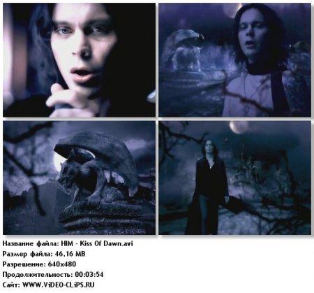 HIM - Kiss Of Dawn