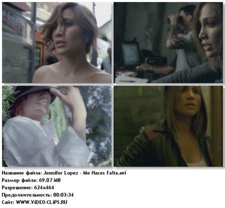 Jennifer Lopez - Me Haces Falta