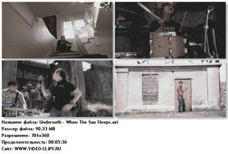 Underoath - When The Sun Sleeps