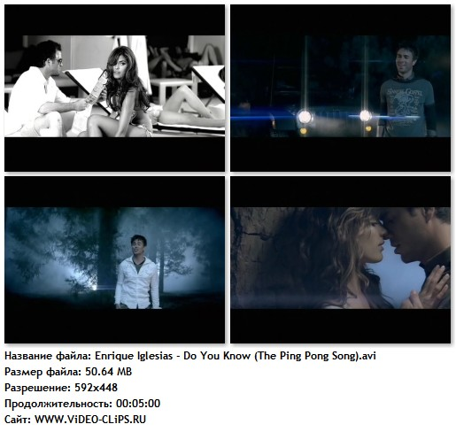 Do you know by enrique iglesias with lyrics mp3 & mp4 full hd, hq.