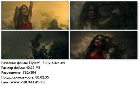 Flyleaf - Fully Alive