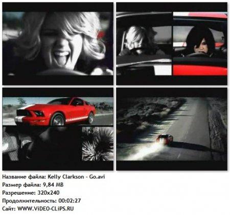 Kelly Clarkson - Go