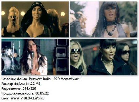 Pussycat Dolls - PCD Megamix