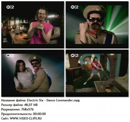 Electric Six - Dance Commander