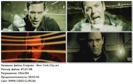 Emigrate - New York City