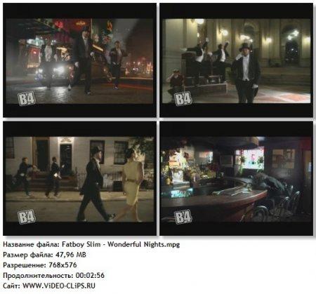 Fatboy Slim - Wonderful Nights