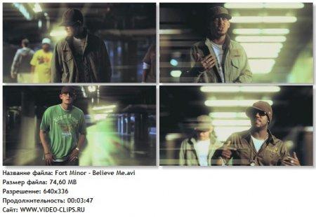 Fort Minor - Believe Me