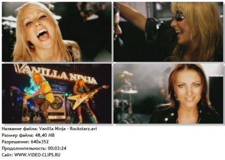 Vanilla Ninja - Rockstarz