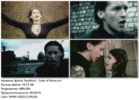 Deadlock - Code of Honor