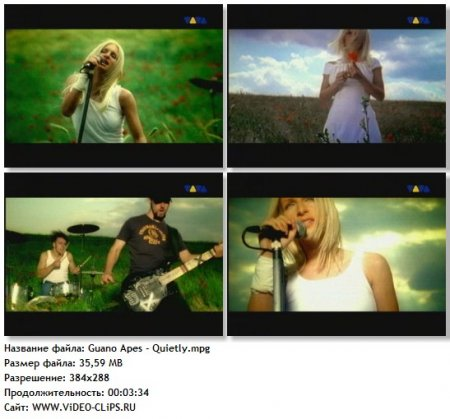 Guano Apes - Quietly