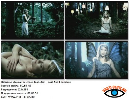 Delerium feat. Jael - Lost And Found