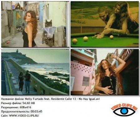 Nelly Furtado feat. Residente Calle 13 - No Hay Igual
