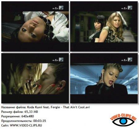 Kumi Koda feat. Fergie - That Ain't Cool