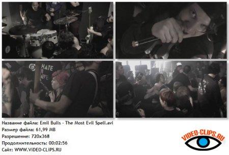 Emil Bulls - The Most Evil Spell