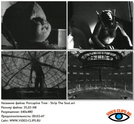 Porcupine Tree - Strip The Soul