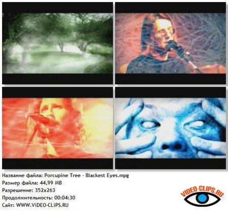 Porcupine Tree - Blackest Eyes