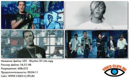 US5 - Rhythm Of Life (Shake It Down)