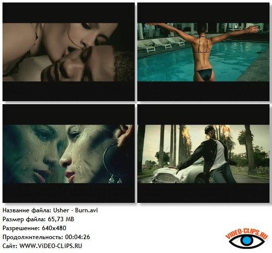 videoclips usher: