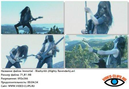 Immortal - Blashyrkh (Mighty Ravendark)