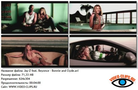 Jay-Z feat. Beyonce - 03 Bonnie & Clyde