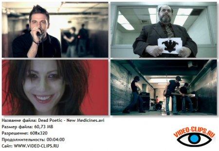 Dead Poetic - New Medicines