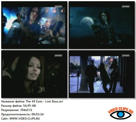 The 69 Eyes - Lost Boys