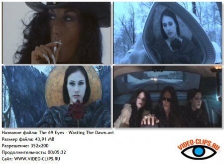 The 69 Eyes - Wasting The Dawn