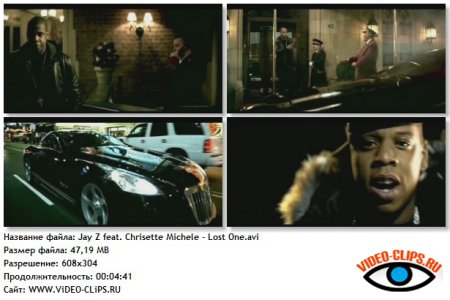 Jay-Z feat. Chrisette Michele - Lost One