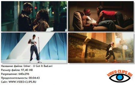 Usher - U Got It Bad