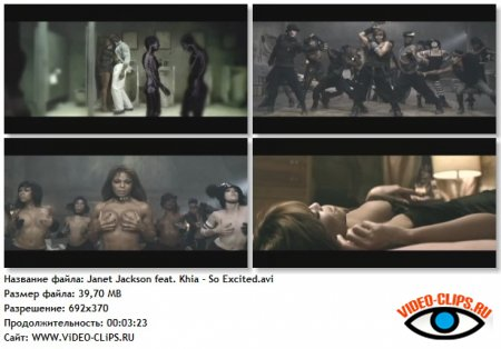 Janet Jackson feat. Khia - So Excited