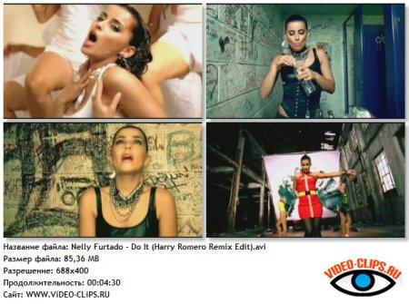 Nelly Furtado - Do It (Harry Romero Remix Edit)