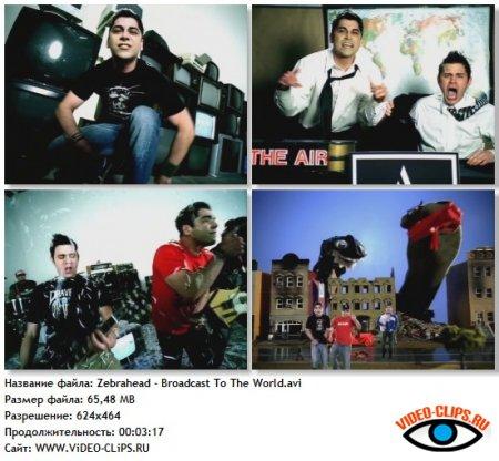 Zebrahead - Broadcast To The World