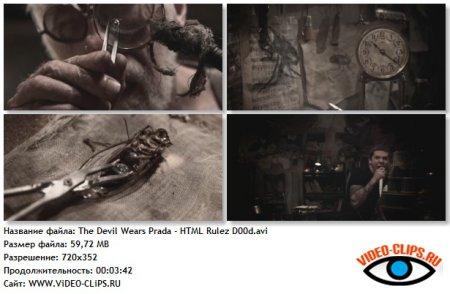 The Devil Wears Prada - HTML Rulez D00d