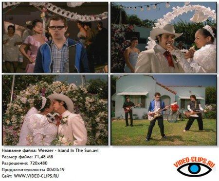 Weezer - Island In The Sun (Version 1: Mexican Wedding)