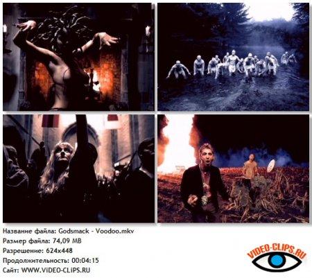 Godsmack - Voodoo