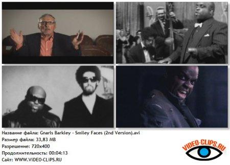 Gnarls Barkley - Smiley Faces (2nd Version)