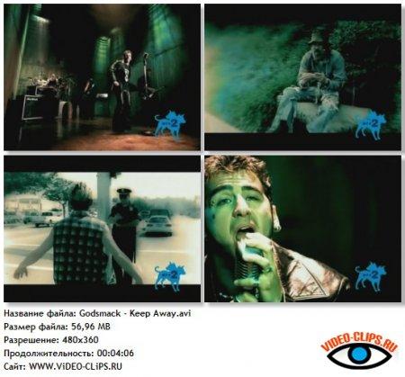 Godsmack - Keep Away