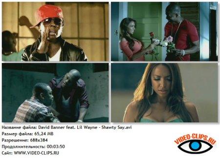 David Banner feat. Lil Wayne - Shawty Say