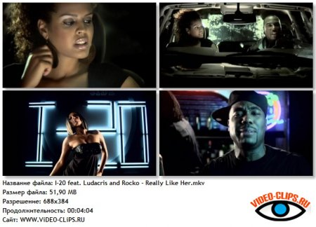 I-20 feat. Ludacris and Rocko - Really Like Her