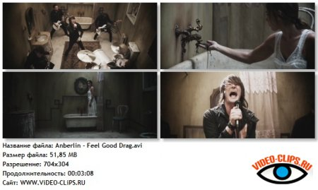 Anberlin - Feel Good Drag