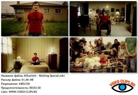 illScarlett - Nothing Special