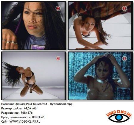 Paul Oakenfold - Hypnotised