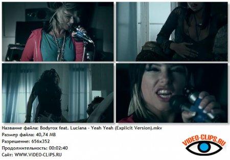 Bodyrox feat. Luciana - Yeah Yeah