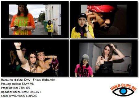 Envy - Friday Night