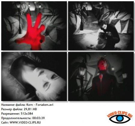 Jonathan Davis - Forsaken