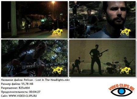 Pelican - Lost In The Headlights