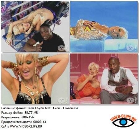 Tami Chynn feat. Akon - Frozen