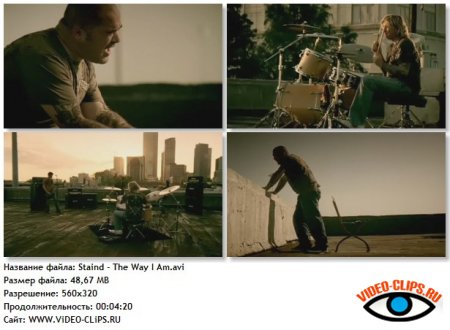 Staind - The Way I Am