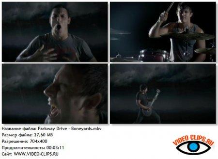 Parkway Drive - Boneyards