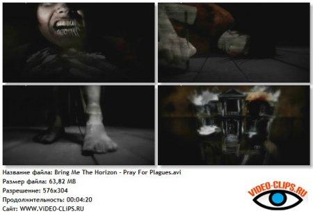 Bring Me The Horizon - Pray For Plagues